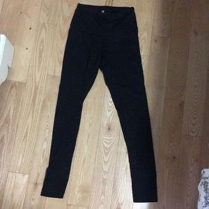 Skinny black leggings